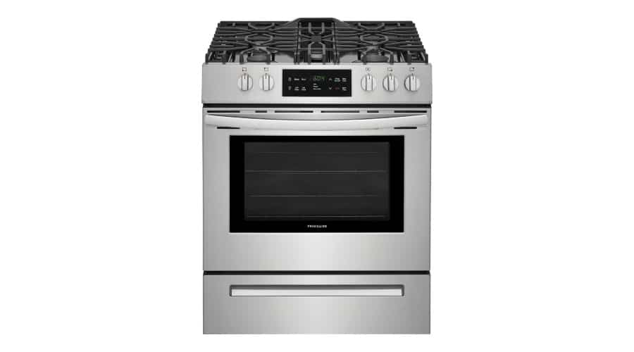GAS STOVE-OVEN INSTALLATION AND REPAIR
