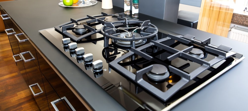 gas cooktop installation and repair